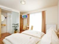 Pension Klug Doppelzimmer