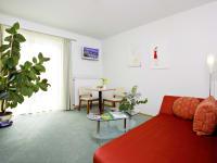 Pension Klug Wohnzimmer kleine Suite