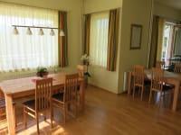 Pension Klug - Frühstücks und Aufenthaltsraum