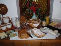 Haus Karner-Frühstücksbuffet