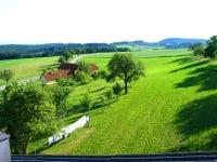 Ferienwohnung Wiesen und Felder