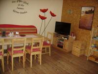 Gästeküche  und Aufenthaltsraum