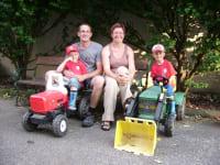 Familienurlaub am Bauernhof