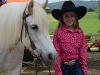 Isabell und ihr Pony Tatoo