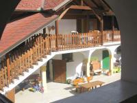 Gaudihof Kaltenbrunner - Innenhof