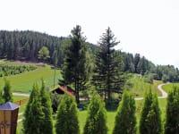 Ferienhaus Hackl - Aussicht von der Terrasse (Foto: © Ferienhaus Hackl)