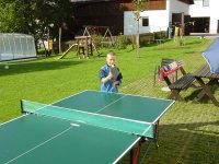 Bodensdorfhof - Tischtennis