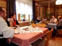 Bodensdorfhof - Frühstücksraum