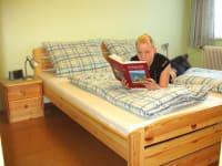 Schlafzimmer WG B