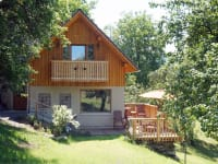 Prannleithen - Knupserhaus mit Terrasse