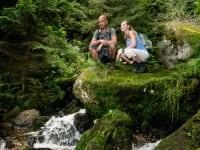 Prannleithen - Wandern in der Ysperklamm