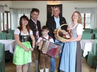 Bauer & Wirt Langthaler - Familie