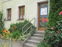 Ferien-Appartement Zum Kapuziner - Eingang