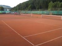 Tennisplatz in Edlitz