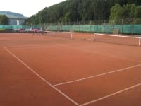 Tennisplatz in Edlitz