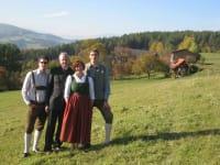 Wachahof - Familienfoto