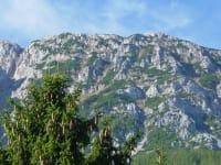 Sicht auf Schneeberg 1