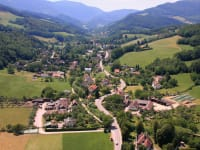 Familie Stoier - Ansicht Edlach / Rax