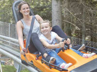 corona coaster