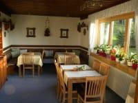 Aufenthalts-Frühstückszimmer