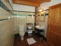 Ferienhaus Gruber List Badezimmer