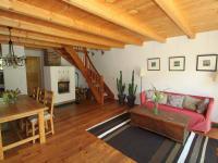 Ferienhaus Gruber List Wohnzimmer