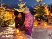 Ferienhaus Gruber List Weihnachten