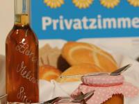 hausgemachte Marmeladen und Sirup