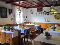 Hubertushof-Landhaus Ingrid - Frühstücksraum