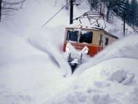 Hubertushof-Landhaus Ingrid - Mariazellerbahn im Winter