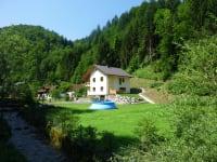 Gästehaus Forstner im Sommer
