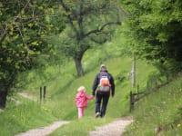 Karhof - Nicht nur die Erwachsenen können im Pielachtal wandern, es gibt viele Routen, die zu einer Familienwandern einladen