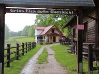 Karhof - Ein Ausflug auf den Rabensteiner Hausberg, den Geisbühel, ist immer eine Reise wert