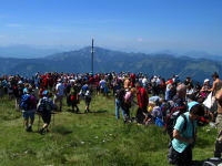 Ötscher Gipfelmesse