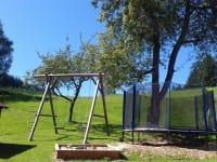 Ferienhaus Zwickelreith - Spielplatz