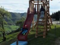 Der neue Kletterturm
