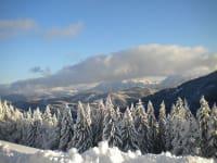 Höhenstein - Familie Helmel - Ausblick auf das umliegende Bergpanorama