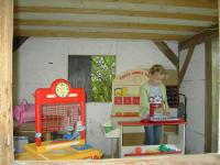 Heidihaus innen