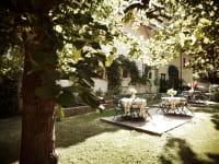 Alter Winzerkeller - Gartenansicht