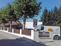 Apartments Haus Morgensonne - Parkplatz