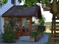 Biohof Steiner - Wintergarten
