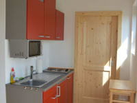Familienzimmer Küche