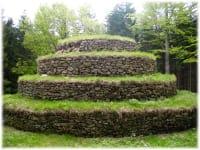 geheimnisvolle Steinpyramide