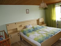 Erlebnishaus Riensel - Ferienwohnung - Schlafzimmer