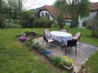 Ferienwohnung Kottes -  Garten