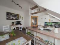 Ferienwohnung Kottes - Wohnküche