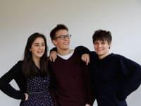 Biohof Besenbäck - Die drei Musketiere