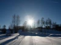 Biohof Besenbäck - Winter in Kleinnondorf