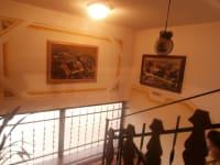 Stiegenaufgang Haupthaus