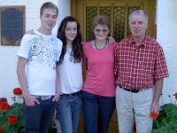 Familie Herta & Franz, Gerlinde & Erich Klopf
